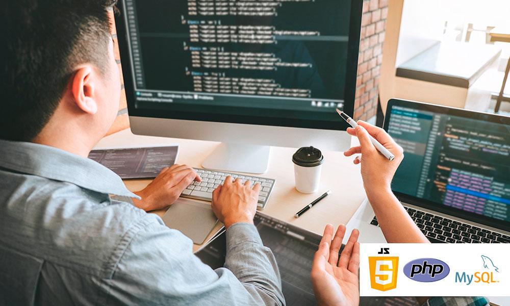 Web Apps con JS, PHP y MySQL
