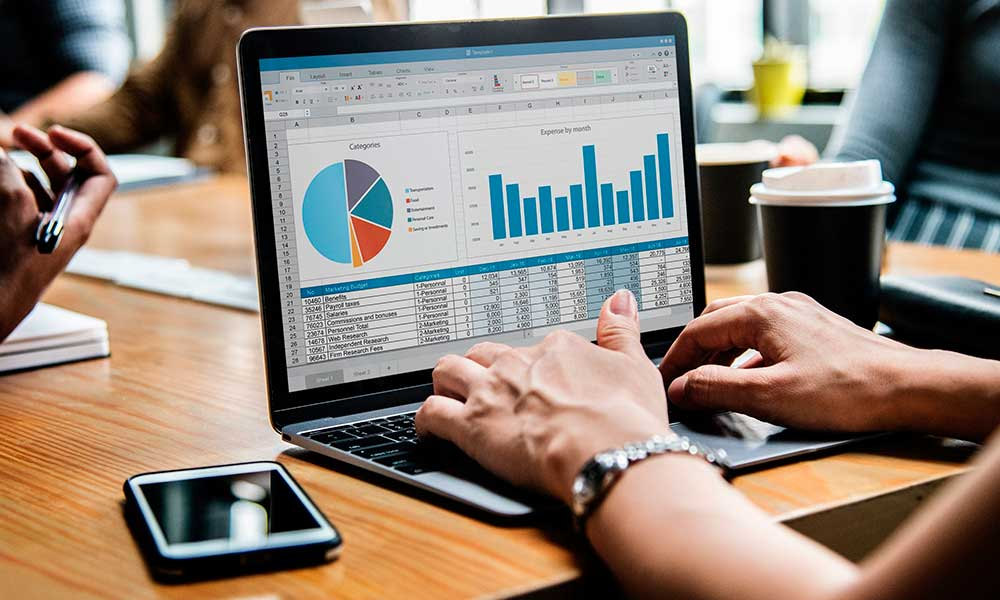 Excel contable y financiero