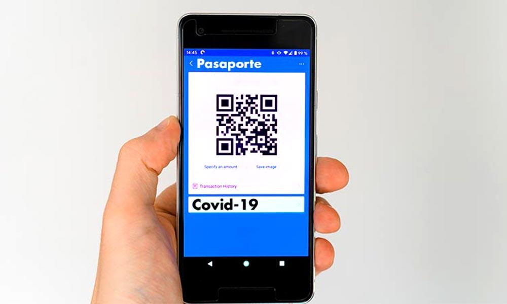 Así funciona el pasaporte digital para la vacunación que llega al país